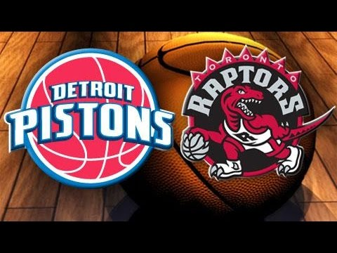 Detroit Pistons vs. Toronto Raptors at Palace of Auburn Hills