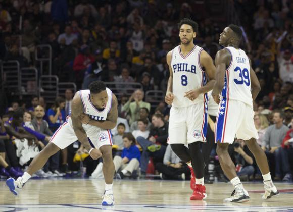 Detroit Pistons vs. Philadelphia 76ers at Palace of Auburn Hills