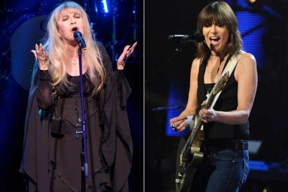 Stevie Nicks & The Pretenders at Palace of Auburn Hills