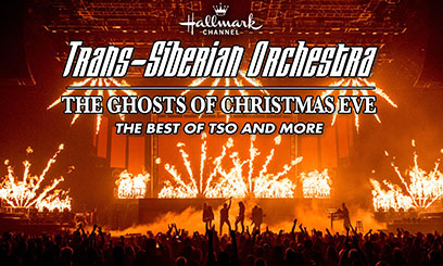 Trans-Siberian Orchestra at Palace of Auburn Hills
