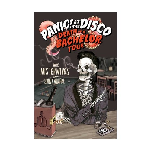 Panic! At The Disco, Misterwives & Saint Motel  at Palace of Auburn Hills