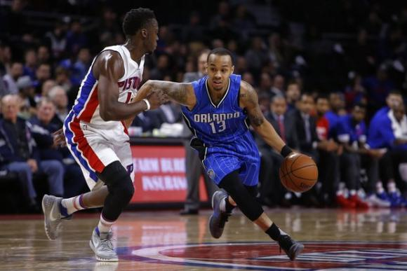 Detroit Pistons vs. Orlando Magic at Palace of Auburn Hills