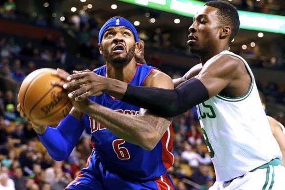 Detroit Pistons vs. Boston Celtics at Palace of Auburn Hills