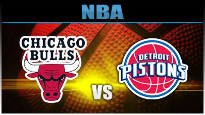 Detroit Pistons vs. Chicago Bulls at Palace of Auburn Hills