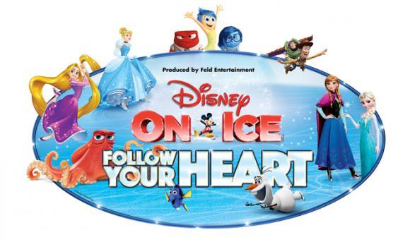 Disney On Ice: Follow Your Heart at Palace of Auburn Hills