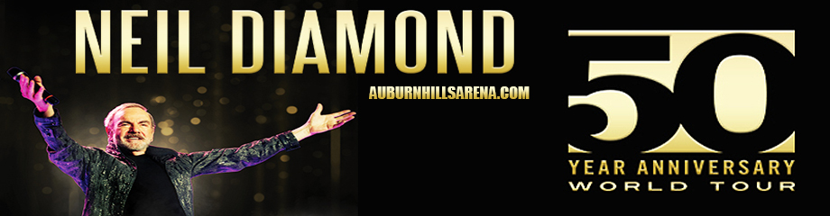 Neil Diamond at Palace of Auburn Hills