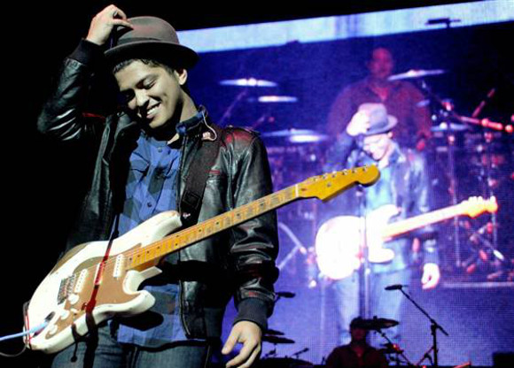 Bruno Mars at Palace of Auburn Hills