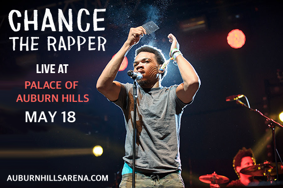 Chance The Rapper at Palace of Auburn Hills