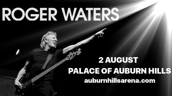 Roger Waters at Palace of Auburn Hills
